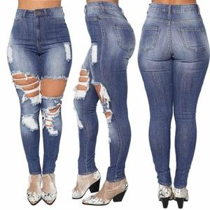 Denim - Fashion Women's Denim Jeans
